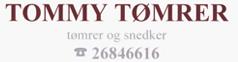 Tommy Tømrer logo